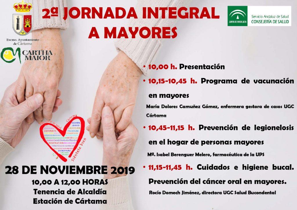 Jornada Integral Mayores Cártama