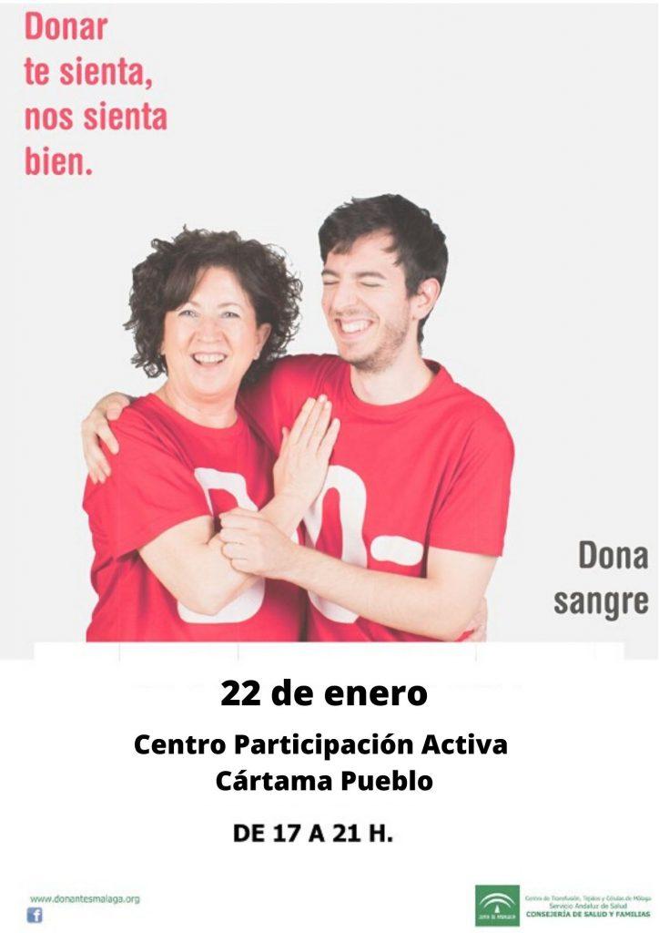 Donación Sangre Enero 2020
