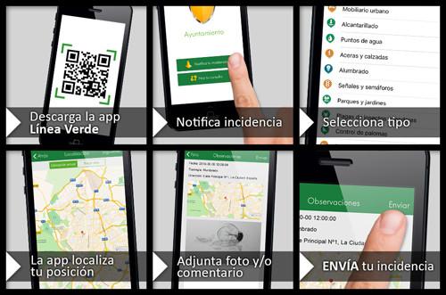 App Línea Verde Cártama