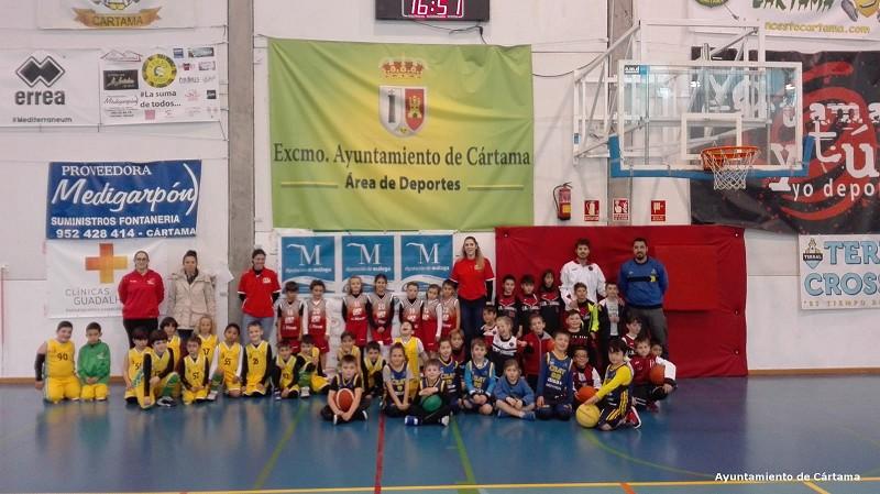 Babybasket Málaga 2020