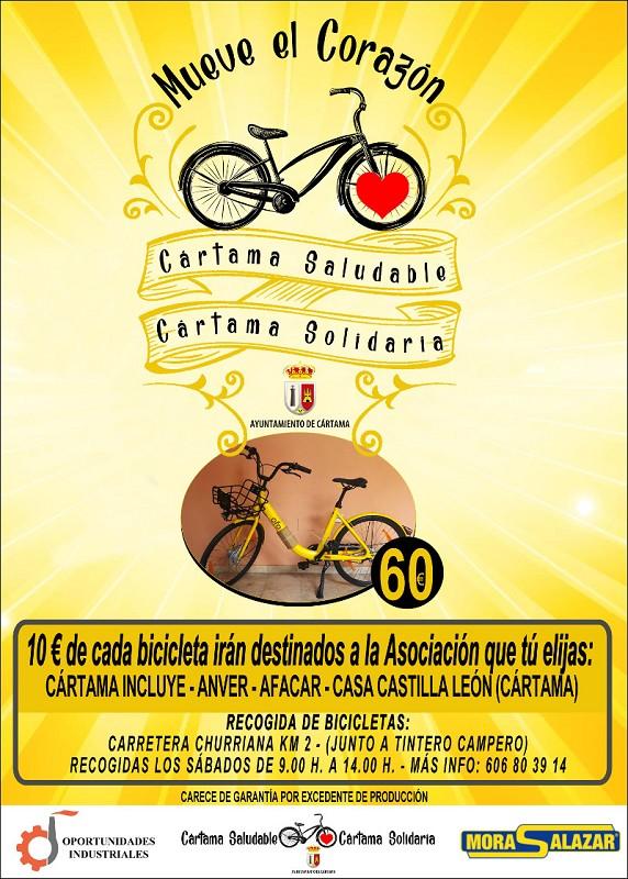 Campaña Solidaria Bicis Cártama