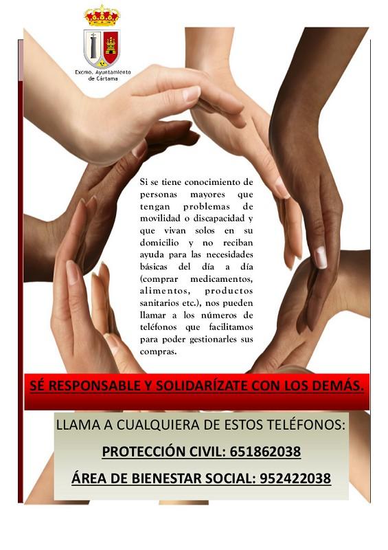 Campaña Solidaria COVID19