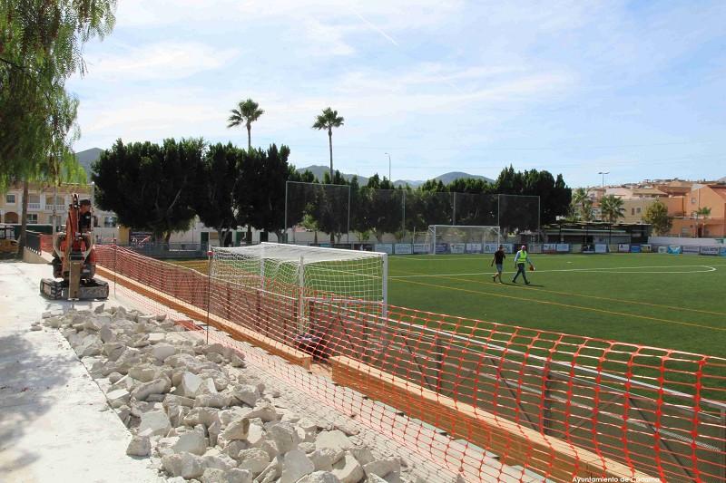 Campo fútbol Estación de Cártama