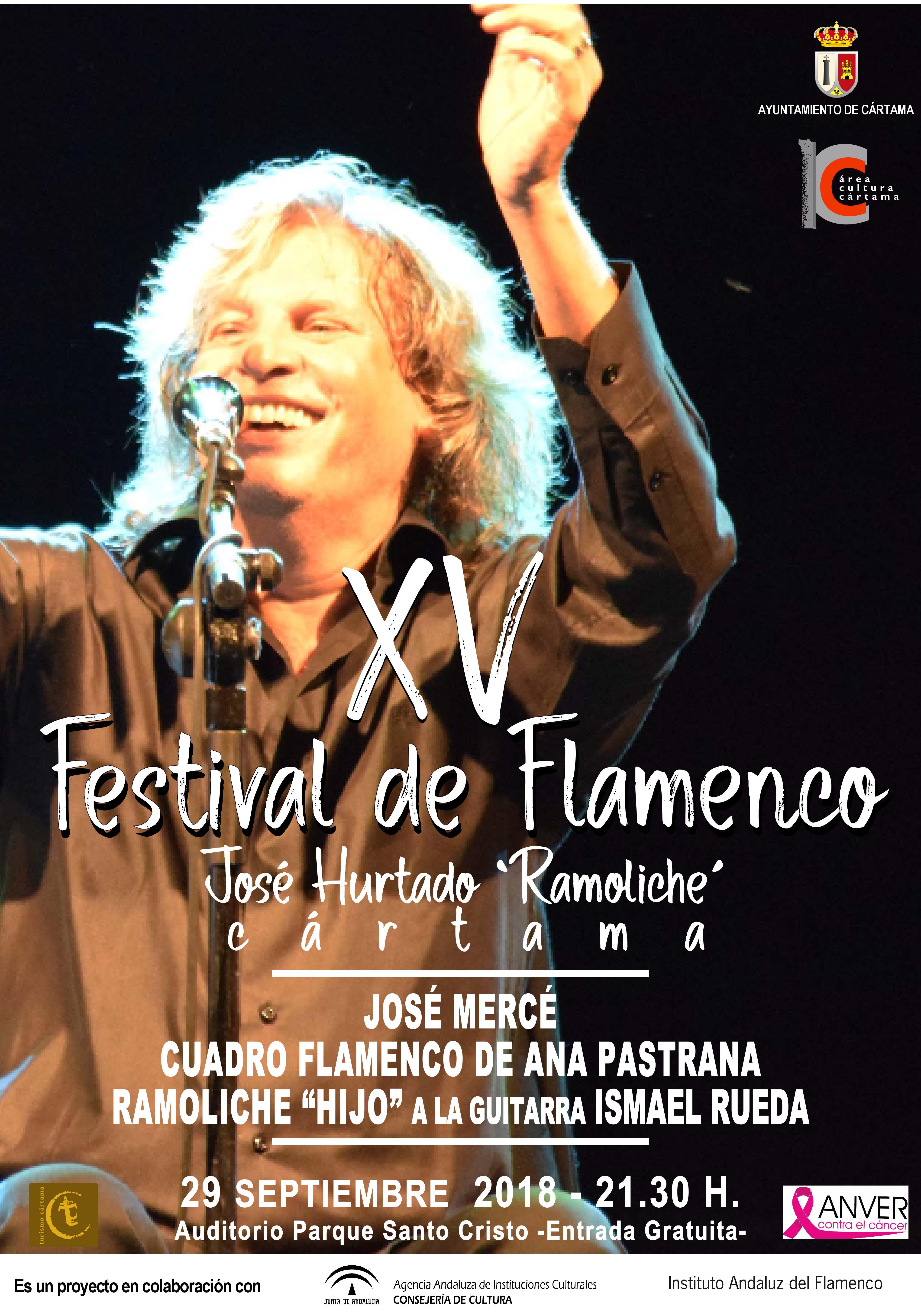 cartel-XV festival-de-flamenco