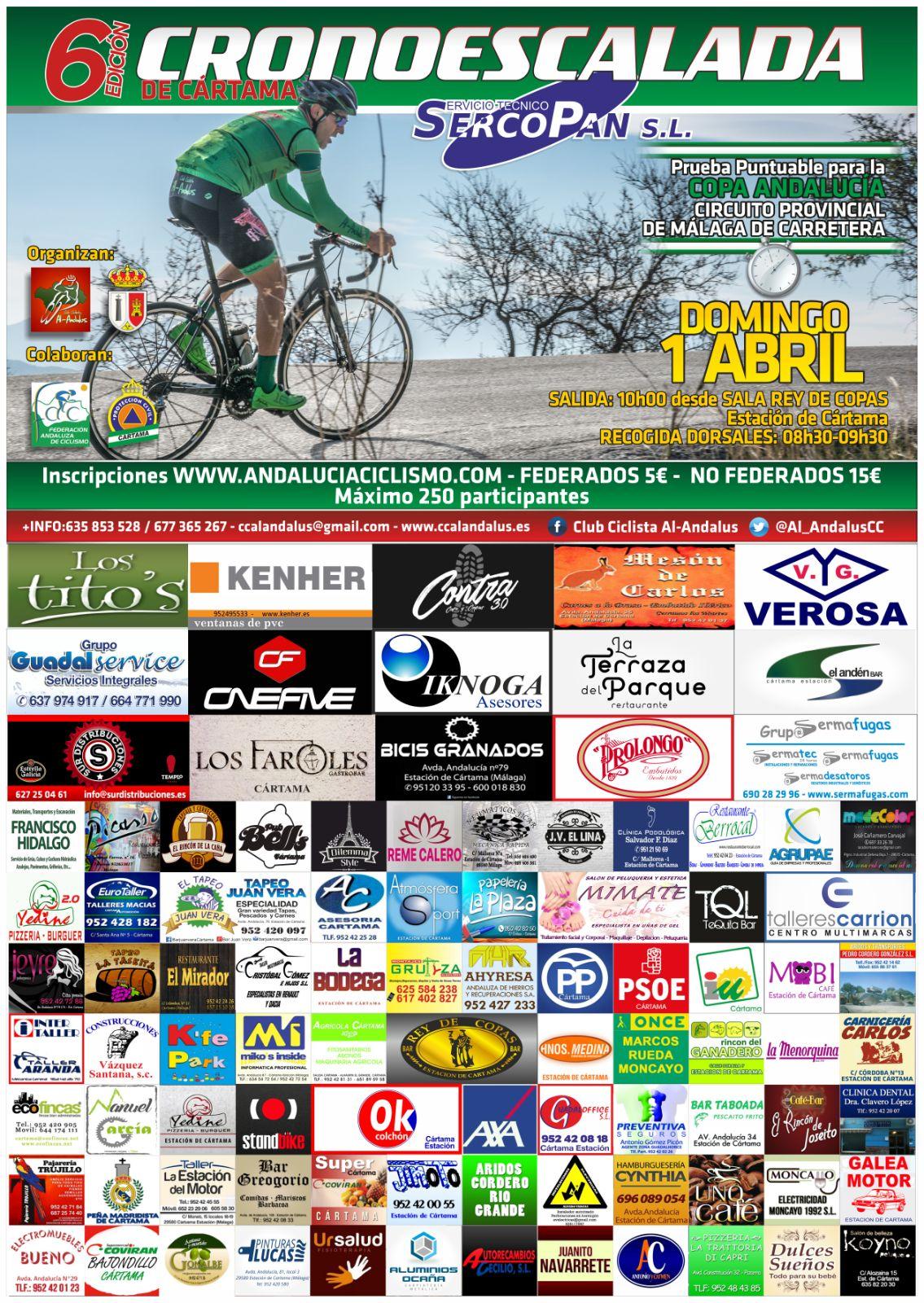 cartel-vi-cronoescalada-ciclista