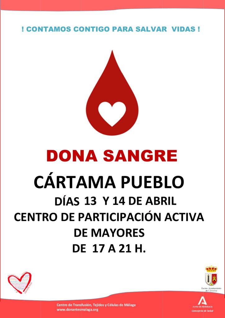 cartel-donacion-sangre-cartama-pueblo-13-y-14-abril-21