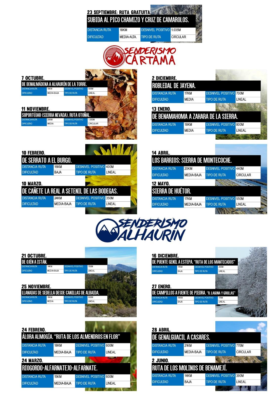 cartel-rutas-de-senderismo-temporada-2018-2019
