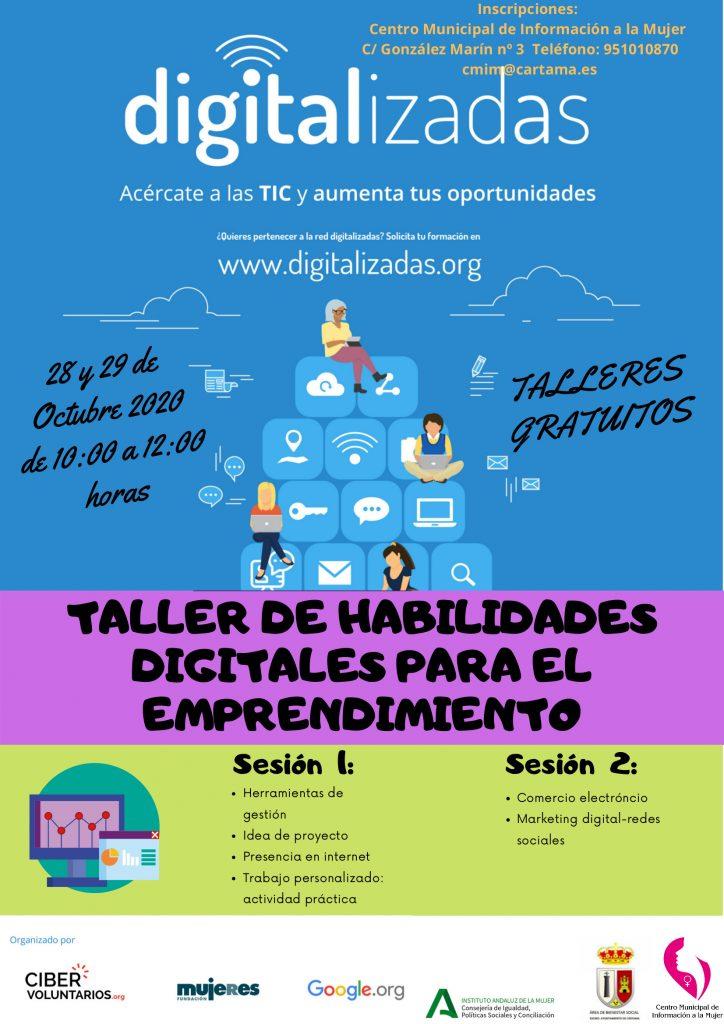 cartel-taller-de-habilidades-para-el-emprendimiento-cmim-oct-20