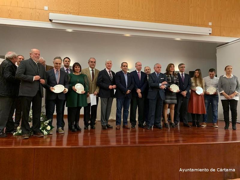 Homenaje Colegio Médicos Cártama