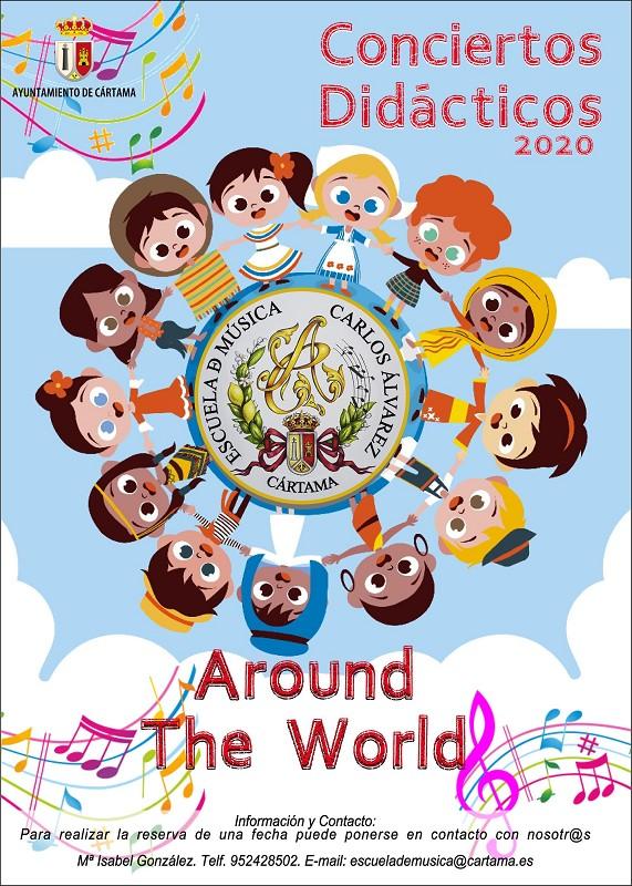 Conciertos Didácticos Cártama 2020