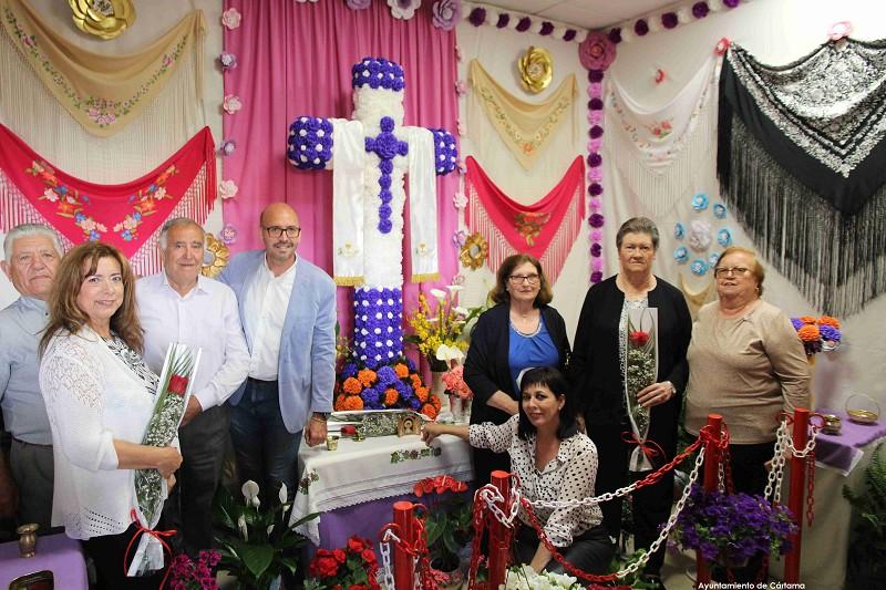 Fiesta Cruz de Mayo El Sexmo