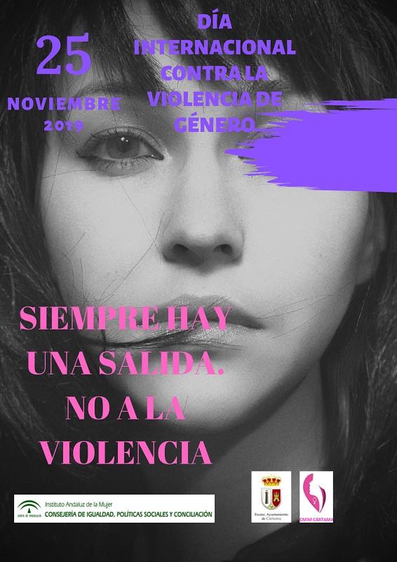Día Internacional de la Lucha Contra la Violencia hacia la Mujer