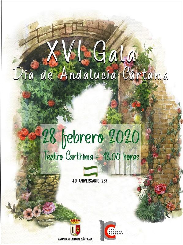 Día de Andalucía Cártama 2020