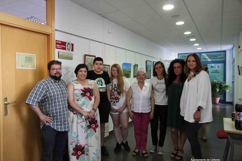 Exposición pintura Arte Azahar