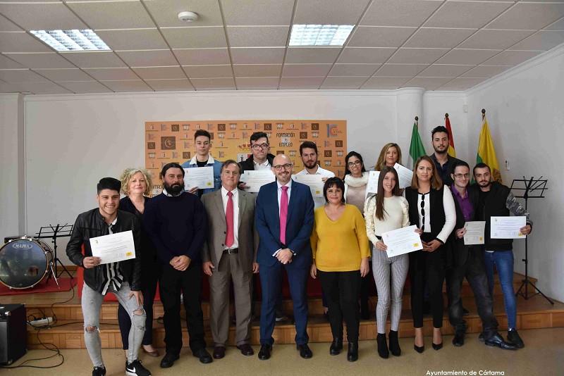Escuelas Taller Cártama 2019