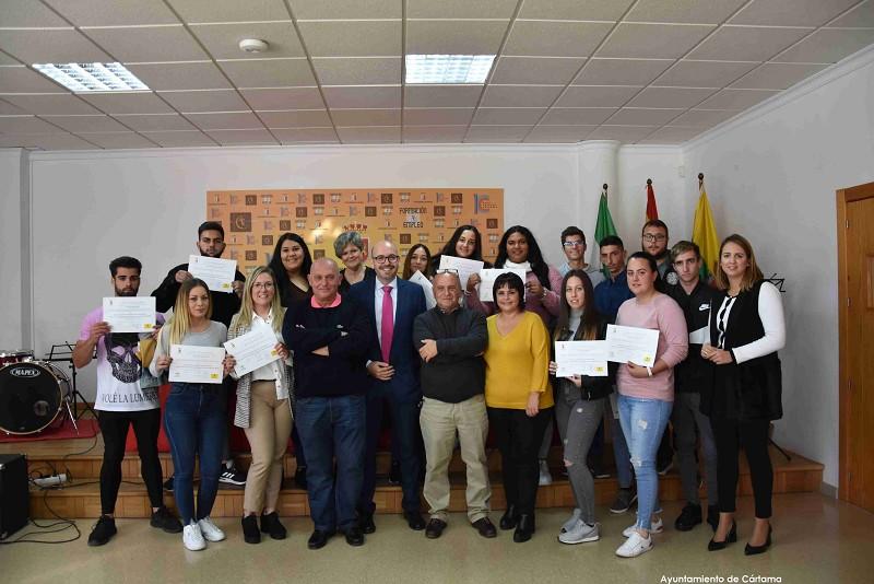 Escuela Taller Cártama 2019