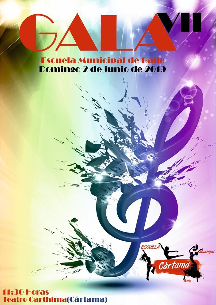 Gala Escuela de Baile 2019 Cártama