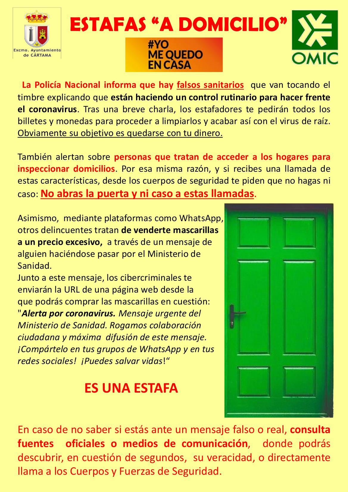 info-omic-estafas-a-domicilio-marzo-2020