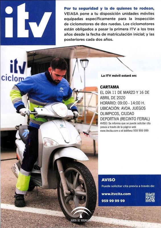 ITV Ciclomotores Cártama