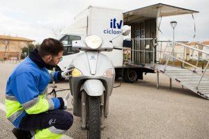 ITV motos cártama