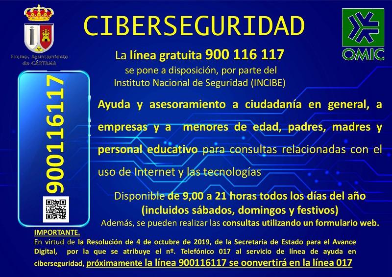 OMIC Cártama Ciberseguridad