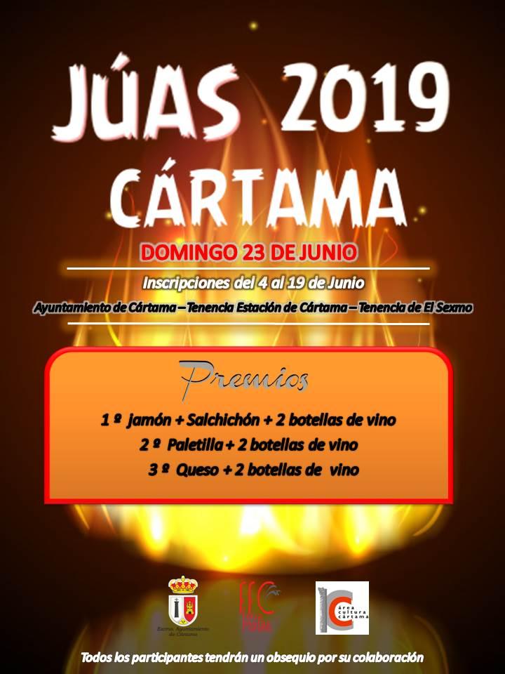 Júas Cártama 2019