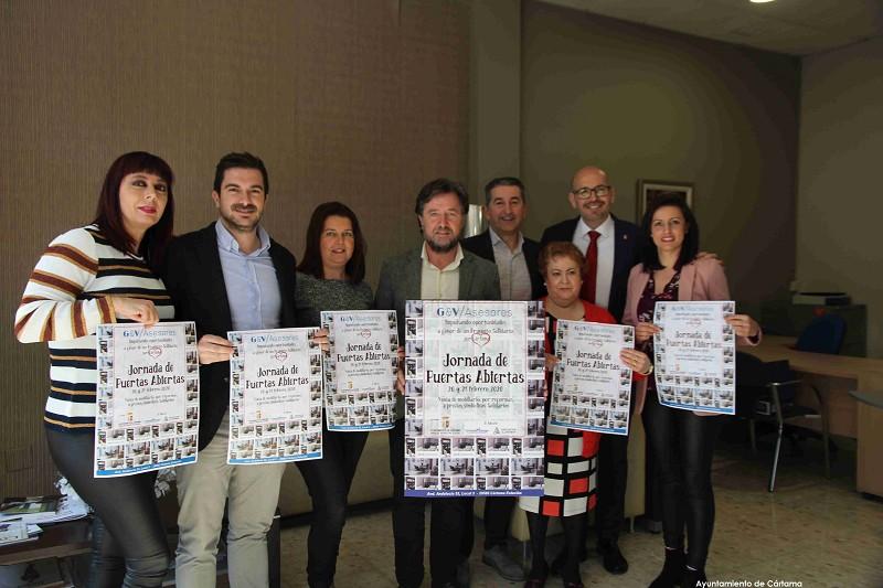 Jornada Puertas Abiertas Solidaria Cártama