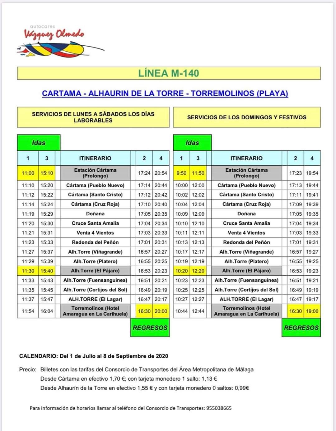 linea-bus-playa-2020