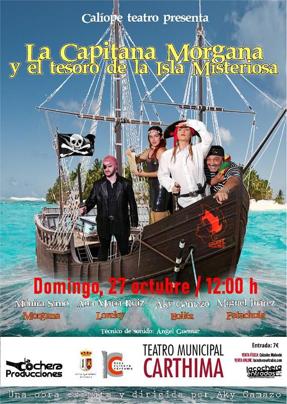 Teatro Capitana Morgana