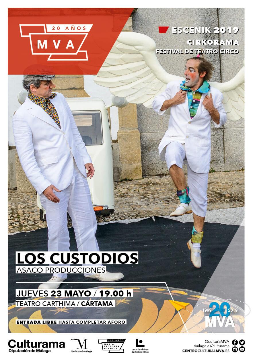 Teatro Los Custodios Cártama