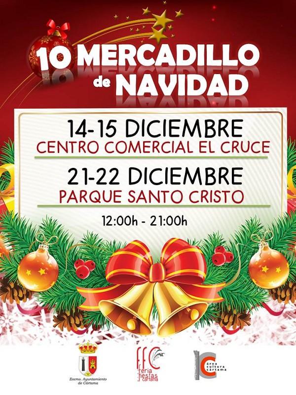 Mercadillo Navidad Cártama 2019