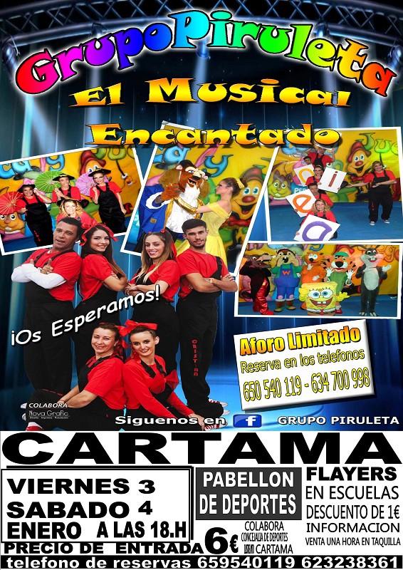 El Musical Encantado Cártama