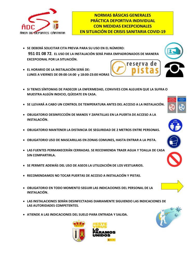 normas-generales-uso-pistas-tenis-atletismo-y-padel-ciudad-deportiva-fase-3