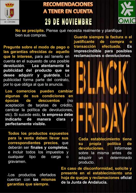 Consejos Black Friday 2019