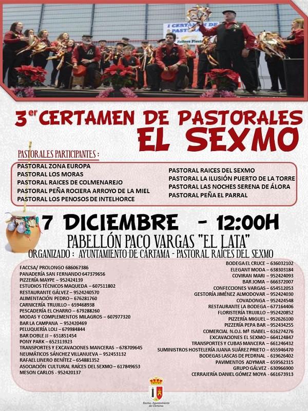 III Certamen de Pastorales de El Sexmo