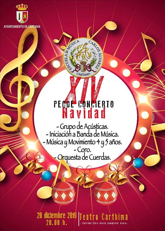 Concierto Música Navidad Cártama 2019