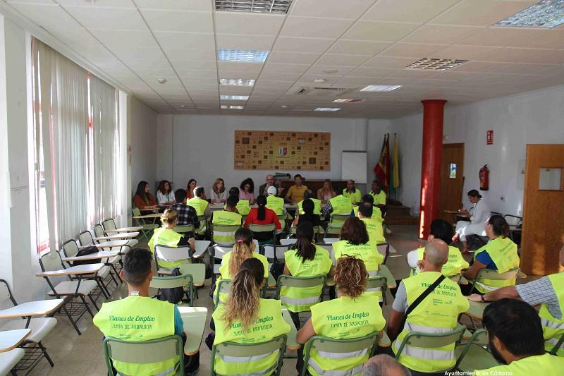 Programa de Empleo Junta de Andalucía Cártama