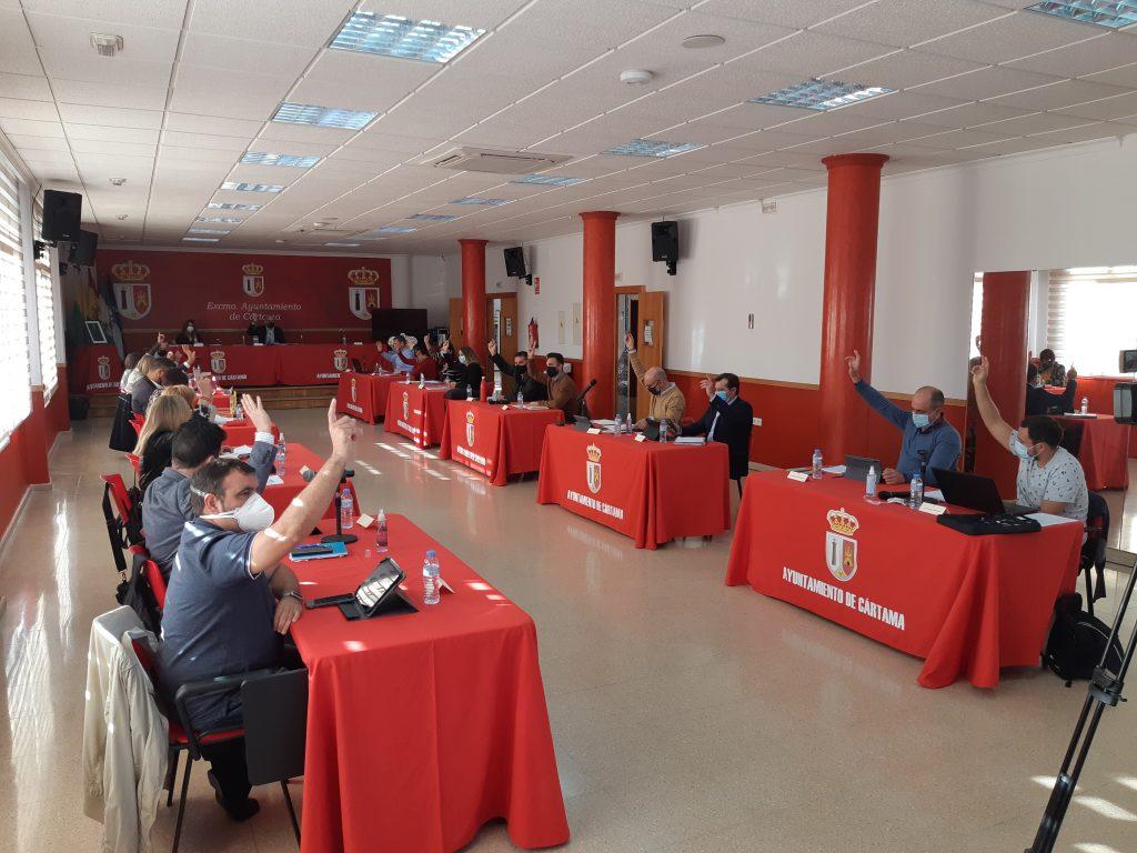 pleno-201120-votacion-mocion-cercanias