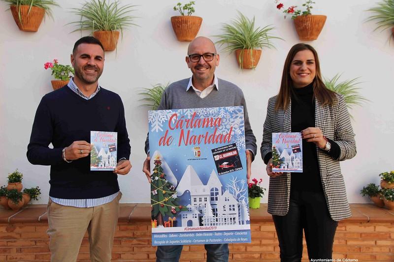 Eventos Navidad Cártama 2019