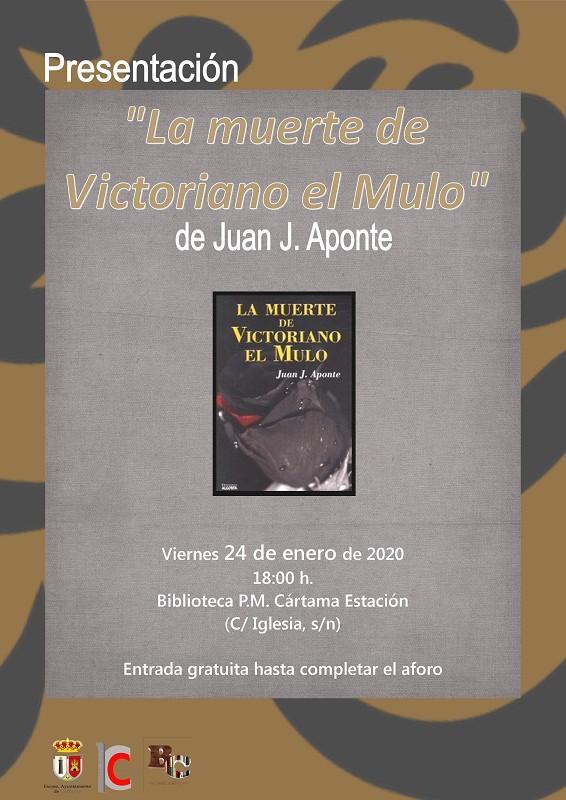 Presentación Libro Victoriano El Mulo