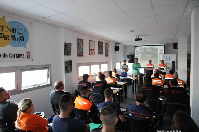 Curso Protección Civil Cártama 2019