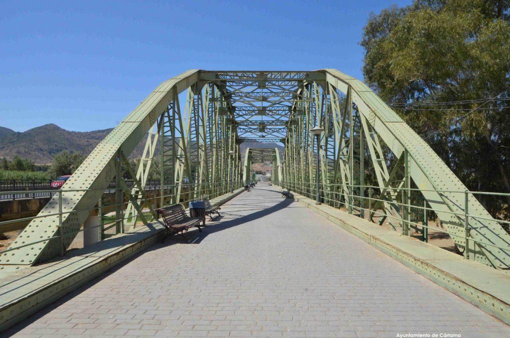 Proyecto Puente de Hierro Cártama 2019