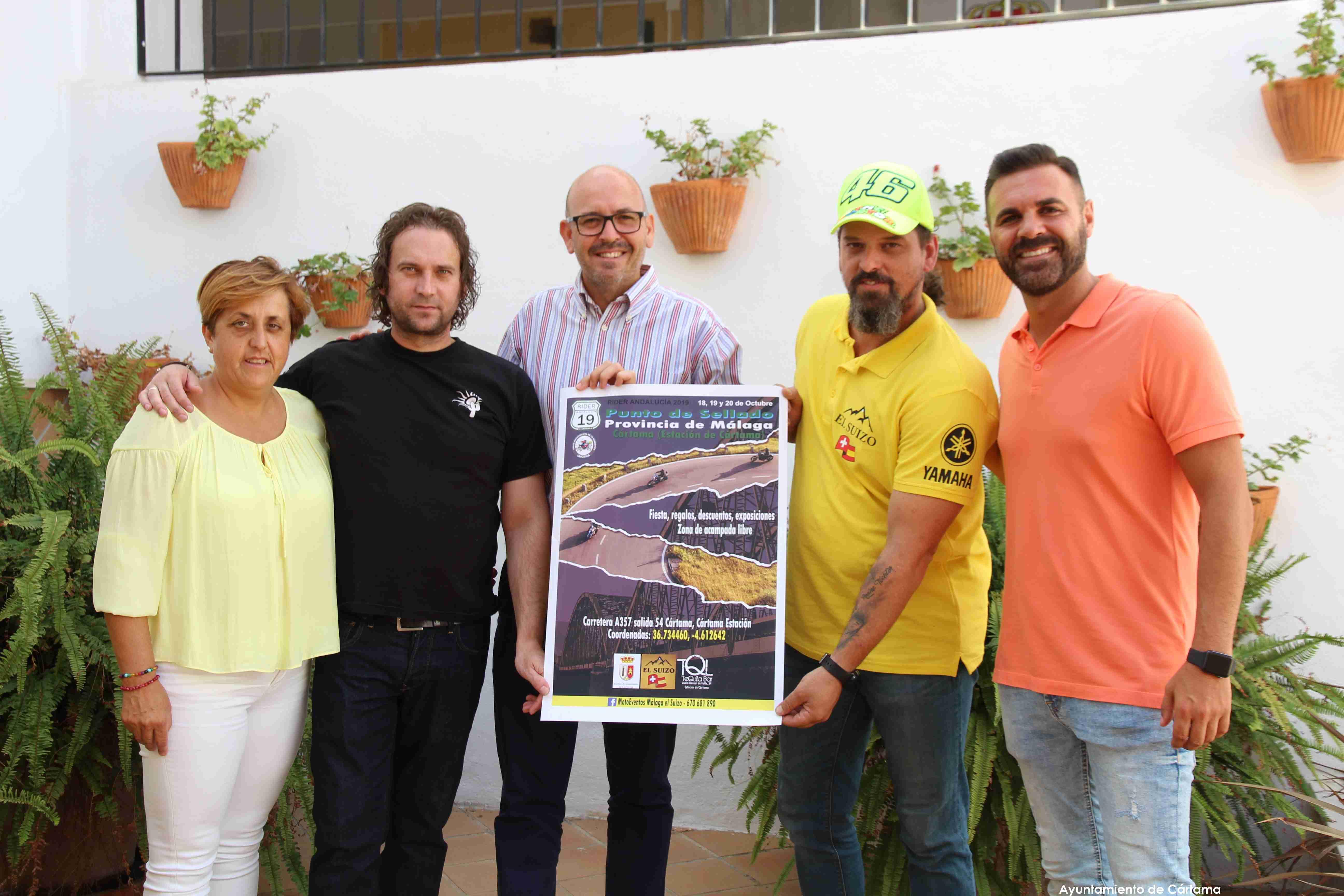 Rider Andalucía 2019