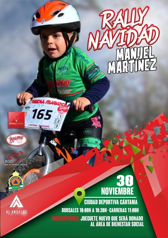 Rally benéfico de Navidad Cártama