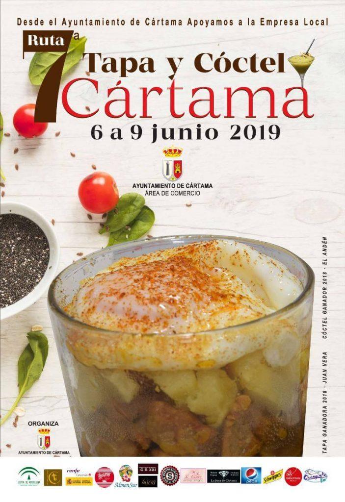 Ruta Tapa Cártama 2019
