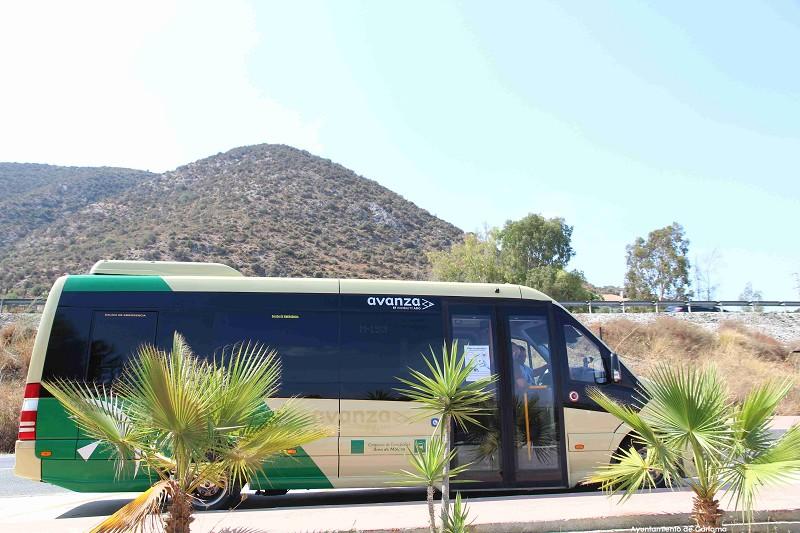 Servicio Bus a la demanda Cártama