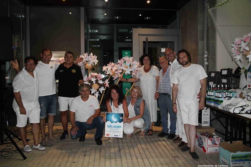 Ganadores Finde en Blanco Cártama 2019
