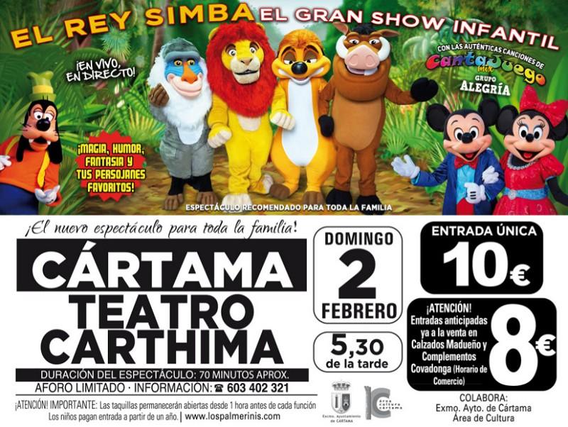 Teatro Simba Cártama 2020