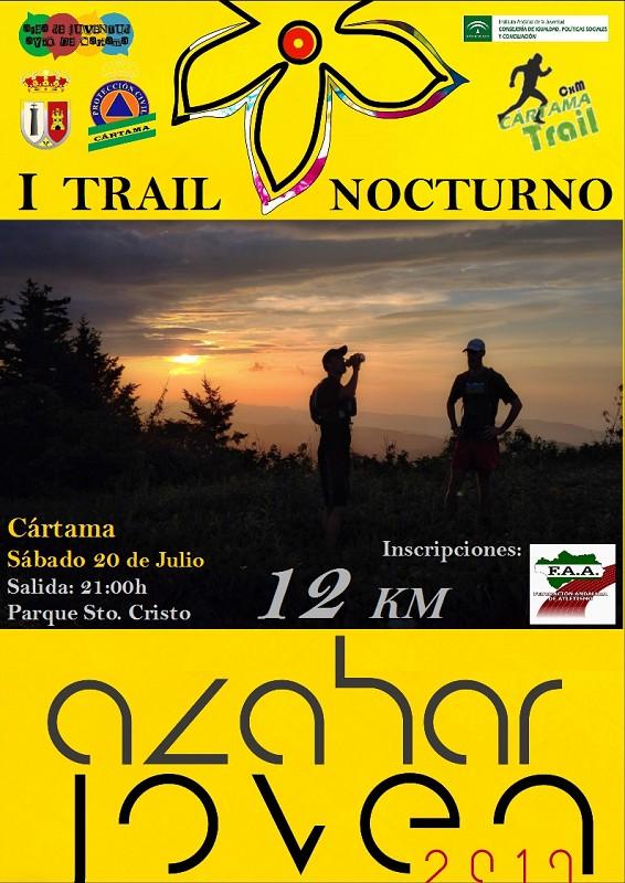 Trail Nocturno Cártama 2019