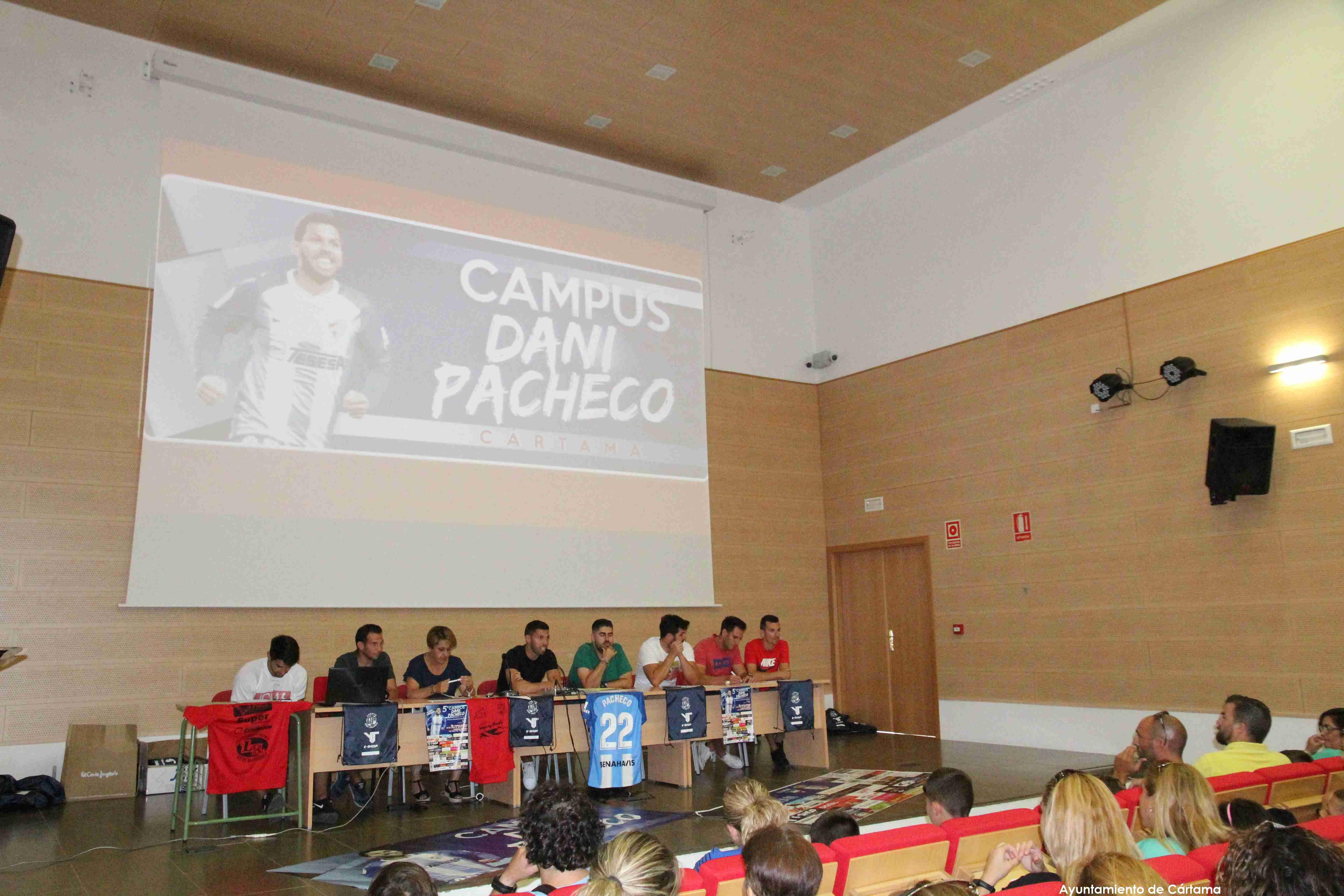 V Campus de Fútbol Dani Pacheco Cártama